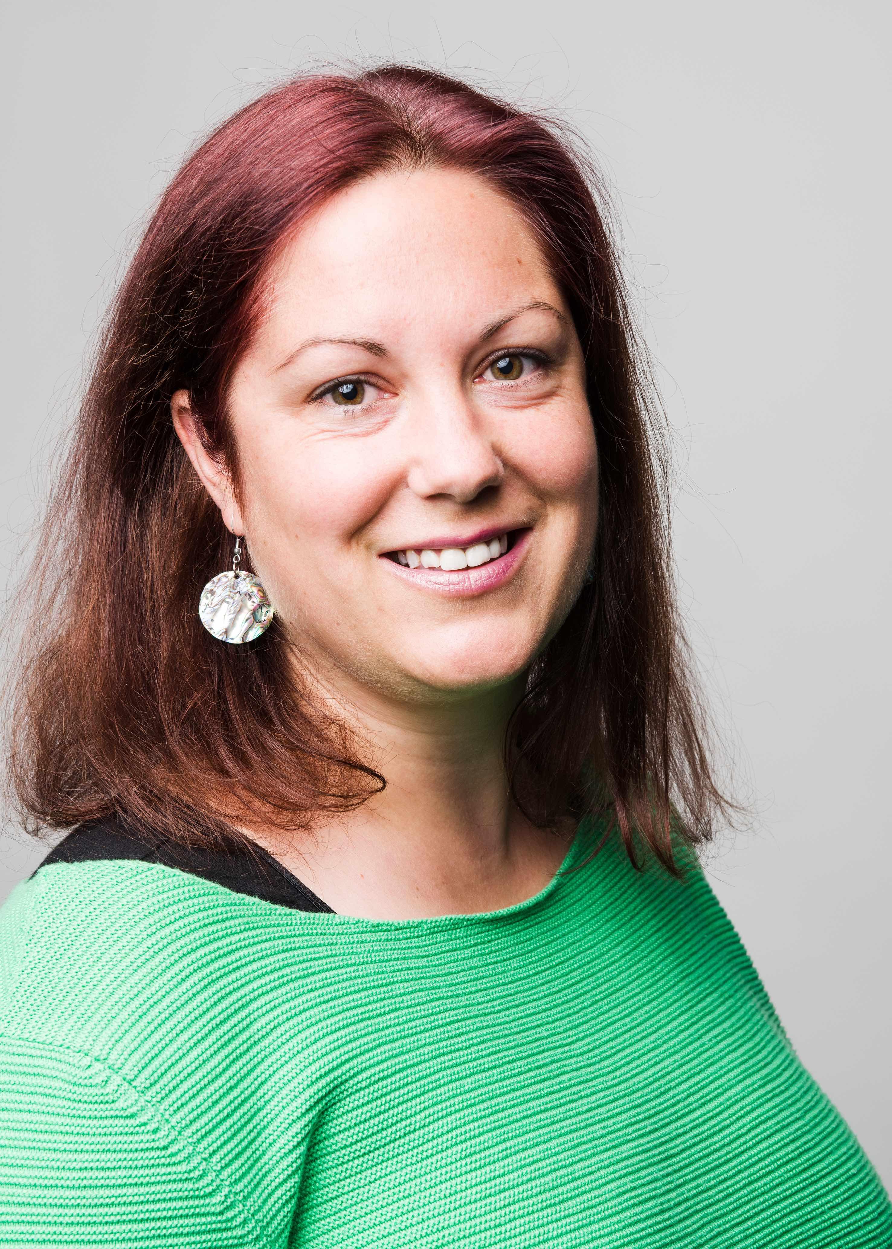 Dr. des. Lea Hagmann